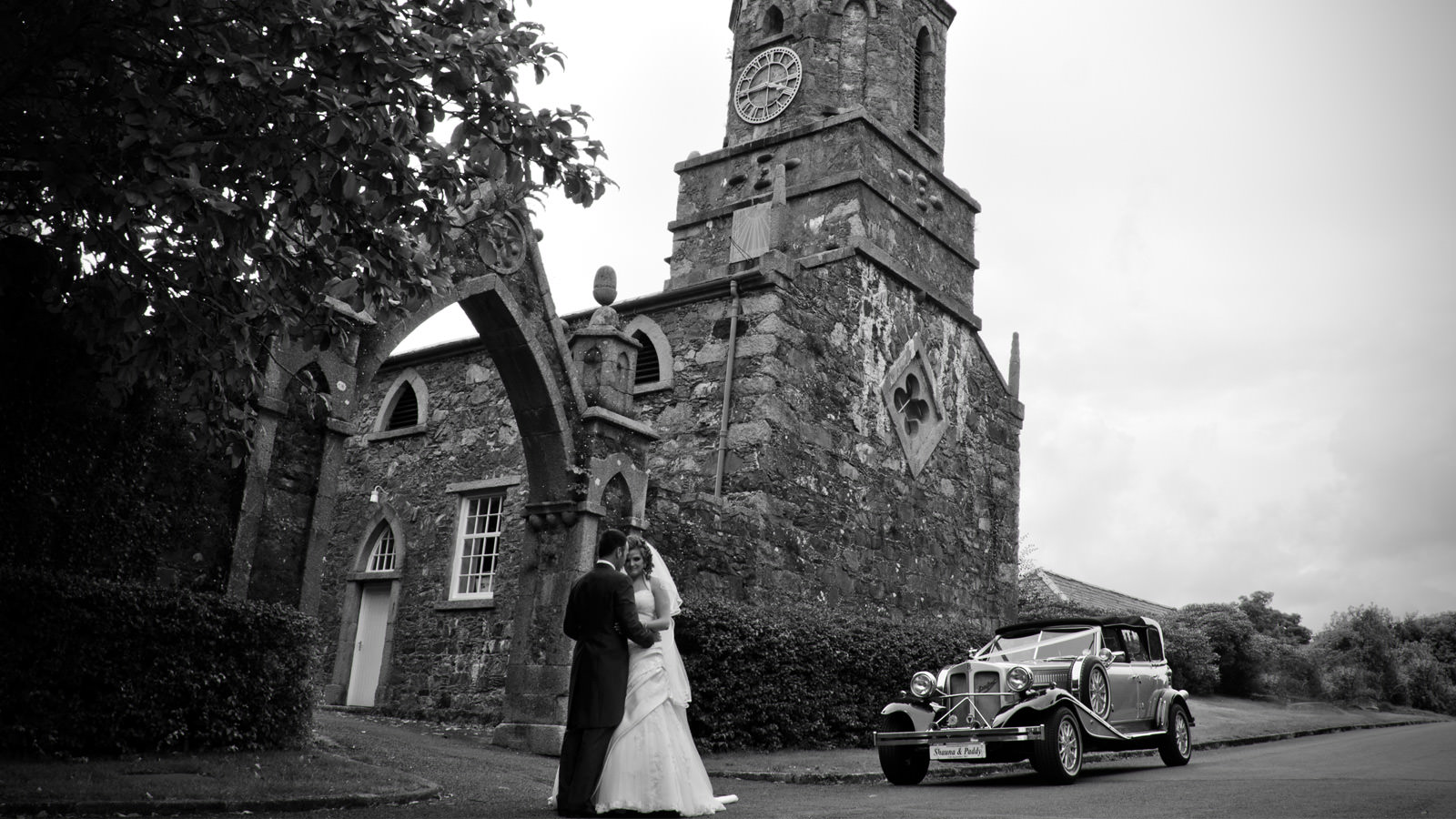 wedding car gallery